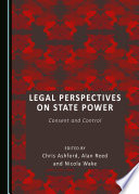 Legal Perspectives On State Power