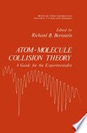 Atom Molecule Collision Theory