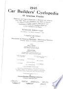 Car Builders  Cyclopedia of American Practice