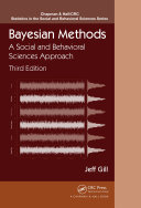 Bayesian Methods