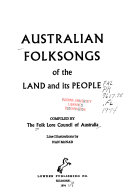 Australian Folksongs Of The Land And Its People