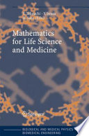 Mathematics For Life Science And Medicine