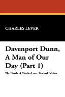 Davenport Dunn, a Man of Our Day Pdf/ePub eBook