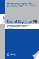 Spatial Cognition VII