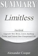 Summary of Limitless Pdf/ePub eBook