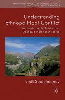 Understanding Ethnopolitical Conflict Pdf/ePub eBook