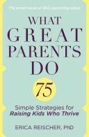 What Great Parents Do Pdf/ePub eBook