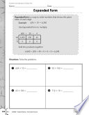 Operations And Algebraic Thinking Patterns Practice