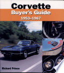 Corvette Buyers Guide 1953 1967