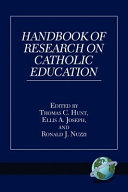 Handbook of Research on Catholic Education Pdf/ePub eBook