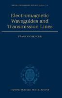 Electromagnetic Waveguides and Transmission Lines Pdf/ePub eBook