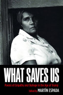 What Saves Us Book