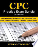 Medical Coding CPC Practice Exam Bundle - 2017 Edition