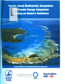 Pacific Island Biodiversity  Ecosystems  and Climate Change Adaptation