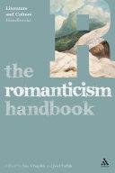The Romanticism Handbook Pdf/ePub eBook
