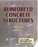 Reinforced Concrete Structures Vol  I