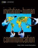 Invitation to Human Communication Book