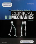 Cover of The Comprehensive Textbook of Biomechanics