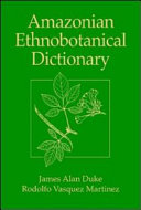 Amazonian Ethnobotanical Dictionary ebook