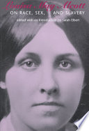 Louisa May Alcott On Race Sex And Slavery PDF