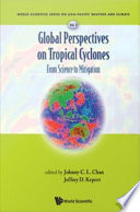 Global Perspectives on Tropical Cyclones