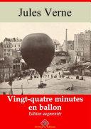Pdf Vingt quatre minutes en ballon Telecharger