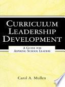 Curriculum Leadership Development Book