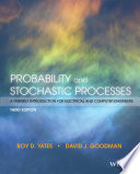 Probability and Stochastic Processes Book