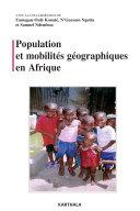 Pdf Population et mobilités géographiques en Afrique Telecharger