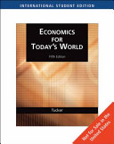 Cover of Economics for Today's World