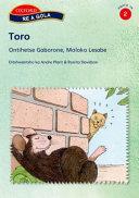 Books - Katse le legotlo Toro | ISBN 9780195787337