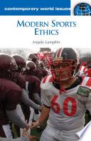 Modern Sports Ethics A Reference Handbook