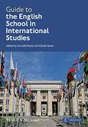 Guide to the English School in International Studies [Pdf/ePub] eBook
