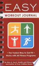 Easy Workout Journal Book PDF