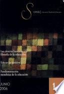 Epistemología de la filosofía de la educación