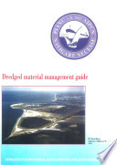 Dredged material management guide Book