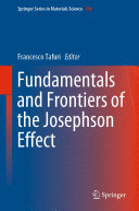 Fundamentals and Frontiers of the Josephson Effect Pdf/ePub eBook