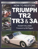 How to Restore Triumph Tr2, Tr3 and Tr3a