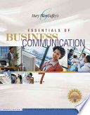 """Essentials of Business Communication"" by Mary Ellen Guffey"
