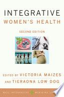 Integrative Women s Health Book