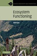 Ecosystem Functioning