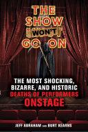 The Show Won't Go On Pdf/ePub eBook