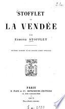 Stofflet et la Vendée