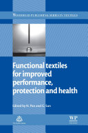 Functional Textiles for Improved Performance, Protection and Health Pdf/ePub eBook