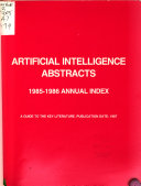 Artificial Intelligence Abstracts Book PDF