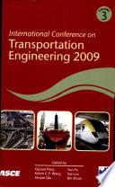 International Conference on Transportation Engineering  2009