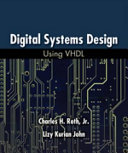 Cover of Digital Systems Design Using VHDL