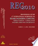 Reliable Engineering Computing