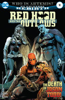 Red Hood and the Outlaws  2016    10