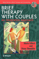 Brief Therapy with Couples Book